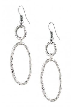 Type 2 Throughout Time Earrings - $10.97