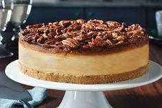 Pecan Pie Cheesecake on Pinterest | German Chocolate Cheesecake ...