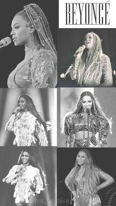 Wallpaper Beyonce Tranças
