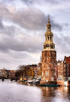 The Munttoren, Amsterdam