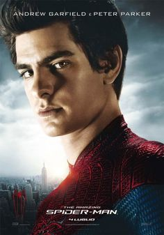 The Amazing Spiderman  ~ANDREW GARFIELD!!! *squee*