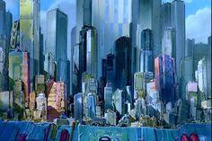 『AKIRA』に見た夢の残骸としての都市
