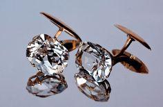 Antique Cufflinks | Men's Jewelry | Russian Gold Cuff Links