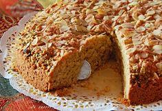 Βασιλόπιτα (τριφτή) Greek Sweets, Group Meals, Greek Recipes, Bon Appetit, Banana Bread, Food To Make, Good Food, Desserts, Cakes