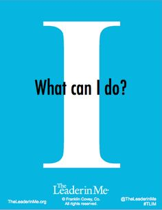 """When you're on a team, ask yourself, """"What can I do?"""""""