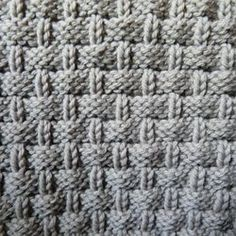 Over 100 Knitting Stitch Patterns That C - maallure Knitting Designs, Knitting Patterns, Crochet Patterns, Loom Knitting Stitches, Baby Knitting, Crochet Granny, Knit Crochet, How To Purl Knit, Stitch Patterns