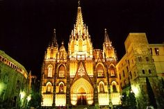 13. Barcelona ... Places I want to visit when I study abroad