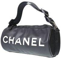 Chanel Cc Sports Line Shoulder Bag