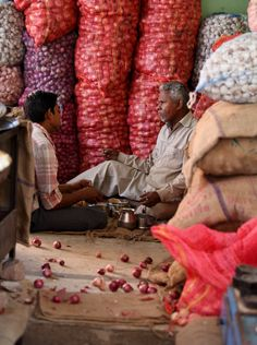 Market in Jodpur