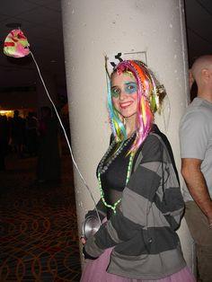 Delirium costume
