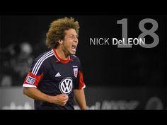 Nick DeLeon no longer under the radar @Major League Soccer #mls #dcu #dcunited