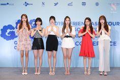Cloud Dancer, G Friend, Cosmic Girls, Kpop, Yoona, Ultra Violet, My Girl, Photoshoot, Music