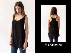 Fekete top: 3500.- Király utca és online: http://webshop.latomas.hu/Noiruha/Noifelsoresz/Feketetop