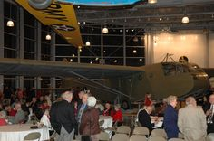 Veteran's Day 2008 at the Silent Wings Museum