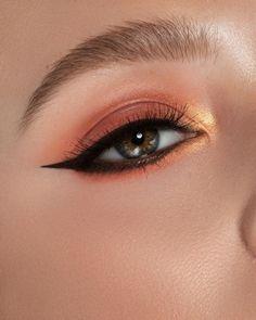 eye makeup for coral dress * eye makeup for coral dress . eye makeup with coral dress . makeup for a coral dress eye . eye makeup to go with coral dress Makeup Eye Looks, Eye Makeup Art, Cute Makeup, Eyeshadow Looks, Makeup Inspo, Eyeshadow Makeup, Makeup Inspiration, Makeup Tips, Beauty Makeup