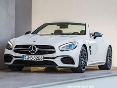 Price+Spec News for SA –  Mercedes-Benz SL facelift and Mercedes-AMG SL facelift