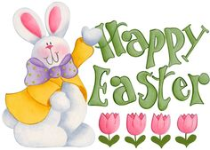 Easter Screensavers And Backgrounds | Full View and Download happy easter bunny Wallpaper with resolution of ...