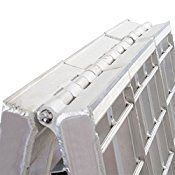120″ Arched 3-Ramp Aluminum Motorcycle Loading System