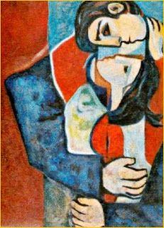 Poet'anarquista: PINTURA - JÚLIO POMAR New Fine Arts, My Arts, Palais Galliera, Lion Love, Couple Art, Art Boards, Painting & Drawing, Sculpture Art, Photo Art