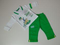 completo neonato polo + pantalone 3-6, 6-9, 9-12 mesi