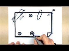 Nagel, Schraube, Pinnadel,... ganz einfach visualisieren - Ikonografik b...