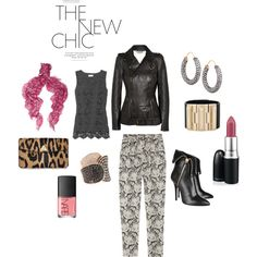 """The New Chic"" -from day to night by Zuniga Interiors on Polyvore"