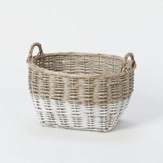 Terrain Colorblock Utility Basket, Small #shopterrain