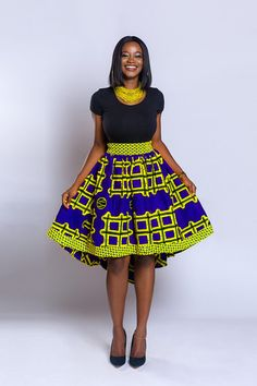 22904afdf3b035 Match this skirt with a cute blouse ,tank or shirt for that perfect fun  summer