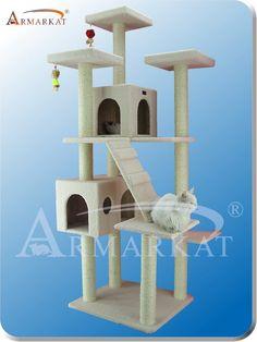 ... & Freeshipping Cat Furniture, Cat Condos, Cat Towers, Cat Trees #TreeCheap - Catsincare.com!