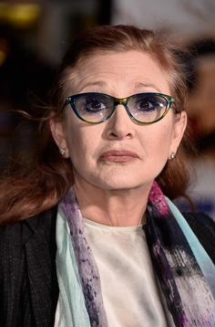 Could Star Wars actress Carrie Fisher's past drug use and rapid weight loss be behind her shocking heart attack? Debbie Reynolds Carrie Fisher, Carrie Frances Fisher, Todd Fisher, Eddie Fisher, Billie Lourd, Salman Rushdie, Stevie Nicks, Role Models