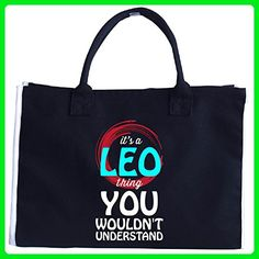 It's A Leo Thing You Wouldn't Understand V3 - Tote Bag - Totes (*Amazon Partner-Link)