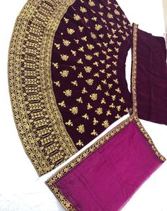 Order #LG182 VELVET with Embroidery work Lehenga CHOLI₹1520 on WhatsApp number +919619659727 or ArtistryC.in Party Wear Indian Dresses, Indian Wedding Outfits, Bridal Dresses, Lengha Choli, Lehenga Blouse, Braided Hairstyles Updo, Updo Hairstyle, Braided Updo, Prom Hairstyles