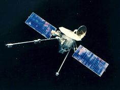 Mariner 10:  1st spacecraft to visit Mercury, 1st spacecraft to use another planet for gravity assist (Venus) and 1st spacecraft to visit 2 planets.