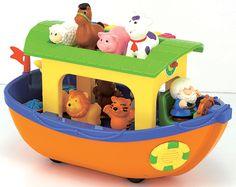 "Развивающая игрушка ""Ноев ковчег"" (русифицированная) Noah, Toy Chest, Gifts For Kids, Storage Chest, Toddler Bed, Baby, Home Decor, Gift Ideas, Games"