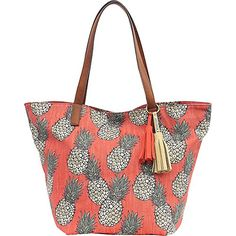 Lucky Brand Key West Tote Bag, Pineapple, One Size Lucky Brand http://www.amazon.com/dp/B015GJ5B0S/ref=cm_sw_r_pi_dp_Jnbbxb1CJ5H2H