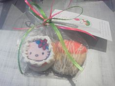 My Custom Hello Kitty cookies I did for a very special little girl