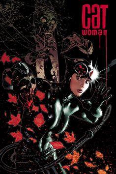"""Catwoman :: 83 """"Blackest Night"""""""