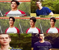 Stiles & Scott Best friends!