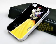 New Zombie Snow White Apple  iPhone Case and by BEACHCOVERR, $14.30