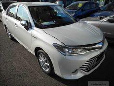 2016 Toyota Corolla Axio 4th generation