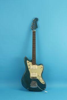 Fender Jazzmaster 1963 Lake Placid Blue