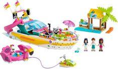 Lego Friends Party, Lego Friends Sets, Lego Parties, Flamingo Toy, Flamingo Party, All Lego Sets, Construction Lego, Fire Kids, Shop Lego