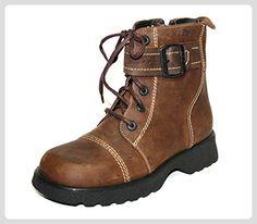 Naot Marlin 33012 Naturschuhe Damen Schuhe Stiefeletten (35, Braun) - Stiefel für frauen (*Partner-Link)