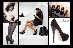 Czerń to elegancja i klasyka. Czerń to #uppStyle