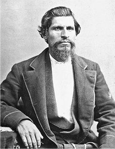 Tiburcio Vasquez, who was the West's most-wanted bandit when he was captured at Greek George's adobe cabin, in May 1874. Reports about his capture and hanging were front page news in New York and across the country. Go West, Wild West, Famous Outlaws, Old West Outlaws, Usa Country, Mountain Man, American Frontier, Wyatt Earp, Cowboys And Indians