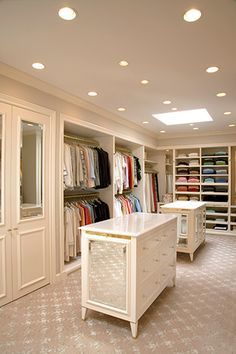 Closet of my dreams