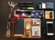 Everyday Carry For Men ...  some great ideas ...