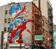 Street Art by Tristan Eaton