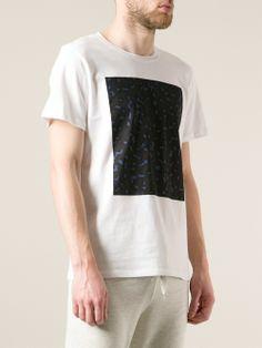 Men - A.P.C. Leopard Square T-Shirt - WOK STORE