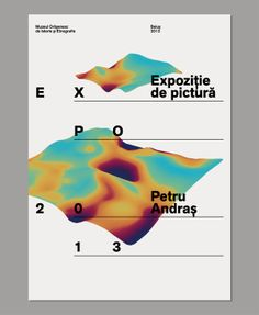 Petru Andras by Alex Beltechi, via Behance